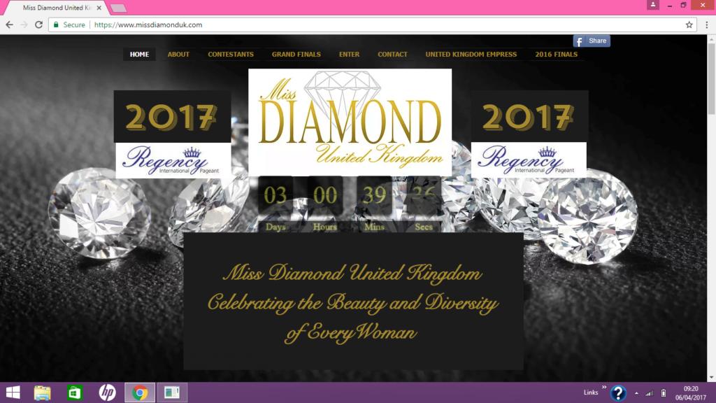 Mrs Diamond