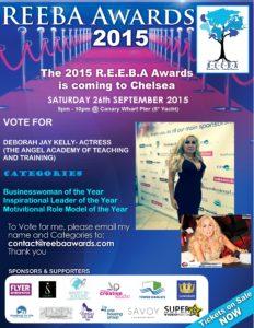 Reeba awards final